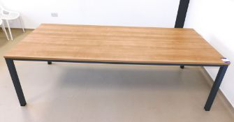 Canteen Table 2400 x 1000