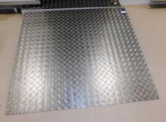 Checker Plate Ramp