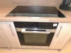 Miele H7464BP Oven and Induction Hob (requires dis