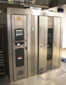 Mono Electric Double Rack Oven Model B1300 AE (Sup