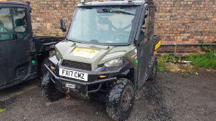 Polaris Ranger 4x4 Diesel Utility Vehicle