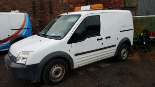 Ford Connect T200 Panel Van