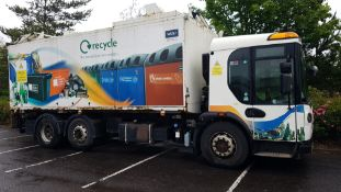 Dennis Eagle 2/Terberg Refuse Collection Truck