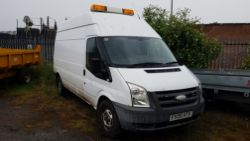Online Auction of Commercial Vehicles