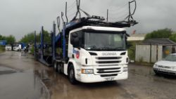 Vehicle Transporters and Light Commercial Vehicles