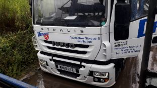 Iveco Stralis AT440S46T/FP-CT S-A Car Transporter,