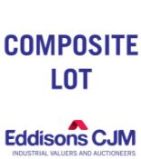 Composite Lot for the complete line comprising lots 1 to 8 inclusive