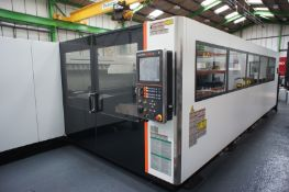 2015 - Mazak OptiPlex 4020 II Laser Cutting Machine (6KW)Details,New Type 10 6000W Co2 resonator