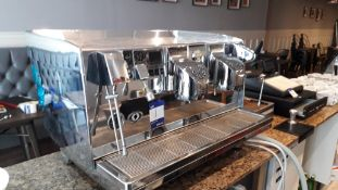 Victoria Arduino V358 White Eagle Espresso Machine
