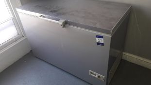 Vestfrost SZ362STS Stainless Steel 370Ltr Chest Fr
