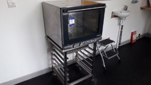 Unox Arianna XFT133 Convection Oven on Stand – Req