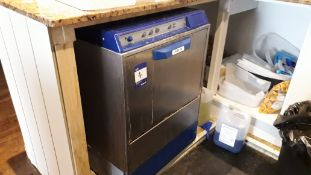 Omniwash 5000 BT/DD/PS Stainless Steel Commercial