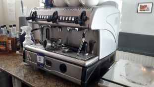 La Spaziale S5 2 Group Espresso Coffee Machne – Lo