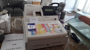 Sam4s ER5200m Electronic Cash Register – Located Y