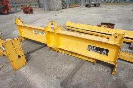 Mercian 20 tonne lifting beam, 3020mm