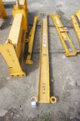 X417 1500kg lifting beam, 3260mm