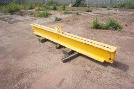 X426 5 tonne lifting beam, Length 3100mm