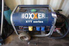 Boxxer mobile generator XK Series