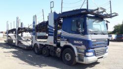 DAF CF 85.460 Euro 5 M4GN3 Sleeper Cab Transporter Rig