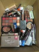 Circa. 200 items of various new make up acadamy make up to include: look beauty brow perfect,