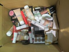 Circa. 200 items of various new make up acadamy make up to include: radiant illumination