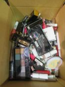 Circa. 200 items of various new make up acadamy make up to include: skin define hydro powder,