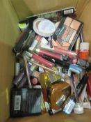 Circa. 200 items of various new make up acadamy make up to include: eye define lenghtening