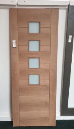 Sale 1 – Three Important Sales of Circa £800,000 Worth of Solid Engineered Oak Veneered Internal & External Doors, Fire Doors, Bi-Folds, etc.