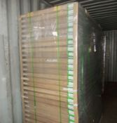 "10x Siena TFGV362G4TI External Door, 78"" x 33"" x 4"
