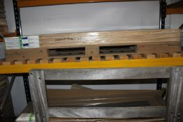 3 x Farmhouse full panel external door, 1981mm x 762mm x 44mm