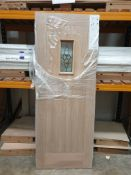 3 x Croft Lead RM2S External Doors, TGOCRO33, 1981mm x 838mm x 44mm - Lots to be handed out in order