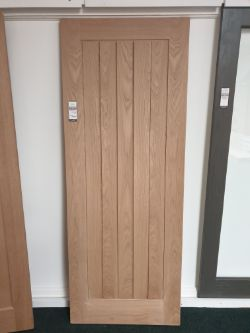 Sale 3 – Three Important Sales of Circa £800,000 Worth of Solid Engineered Oak Veneered Internal & External Doors, Fire Doors, Bi-Folds, etc.