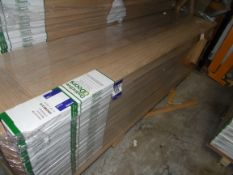 5 x Internal Oak Mexicano Unfinished Internal Door AWOMAX18, 35x457x1981mm - Lots to be handed out