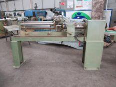 Hapfo AHDK125/250/3009 wood turning lathe YOM 1984 3 phase