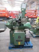 Vollmer Dornhan Finimat IVB - 600TS Saw Grinder with side grinder 3 phase