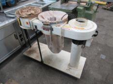 Axminster Plus MP-18 mobile 2 bag dust extraction unit 240V