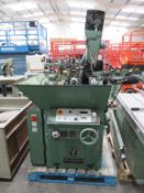 Vollmer Dorn Han Fini-Duob - 1000 TS Tool Sharpener Serial No 1065 3 phase
