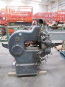Wadkin EKA 4 head tenoning machine with brake 3 phase
