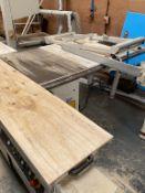 2008 SCM S1 350N Class Sliding Table Panel Saw