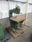 Wadkin UR1727 Treadle operated Router 3 phase