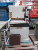 Axminster AWWBS-1836 Through feed wide belt sander single phase