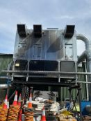 DCS Triple Fan Dust Extraction and Filtration System