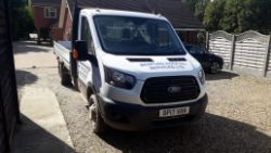 Commercial Vehicles, Roofing Materials, Tools and Office Equipment