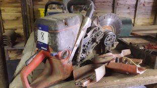 Partner K750 Petrol Disc Cutter Assembly
