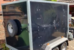 Tickners GT 7x5x5 foot box trailer – Located Brackley, Viewing Strictly By Appointment