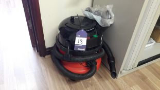 Numatic Henry Vacuum Cleaner 240v
