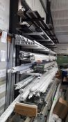 Large Quantity of UPVC Seals, Profile and Trims etc. (up to 6m Length) – Excludes Lot 21 Ladders