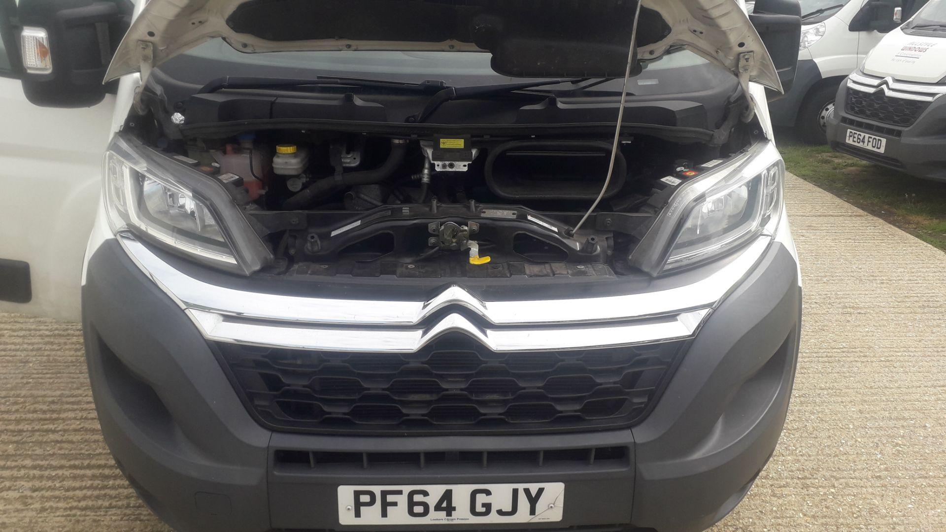 Lot 1 - Citroen Relay 35 Diesel 2.2HDi H2 130PS Enterprise