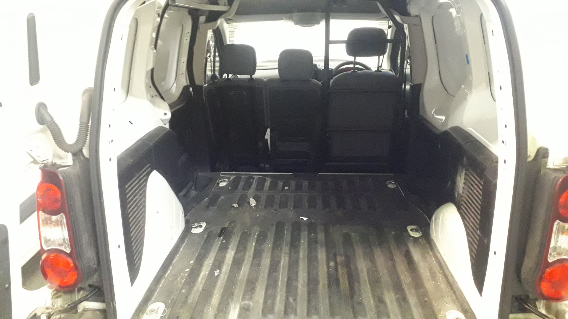Lot 5 - Citroen Berlingo 1.6HDi 625kg 75PS Enterprise Van