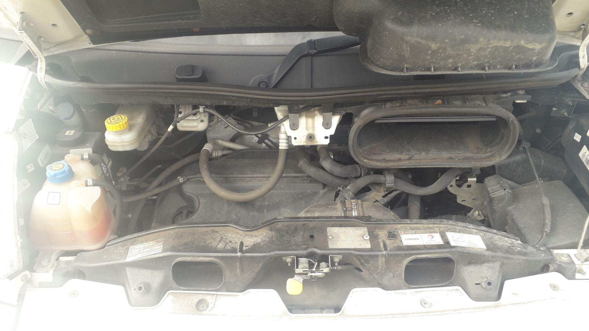 Lot 2 - Citroen Relay 35 L3 Diesel 2.2HDi H2 130PS Enterpr